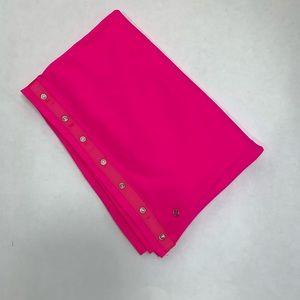 Lululemon Athletica Hot Pink Vinyasa scarf